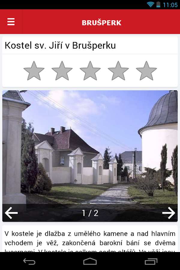Brušperk- screenshot