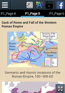 Western Roman Empire History - náhled