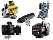 Hardened Steel Hobb Extruders