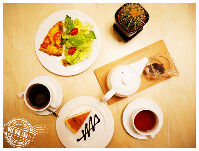 芭蕾咖啡親子咖啡館鄉村牛肉鹹派