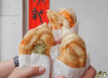 台東花式蔥餅