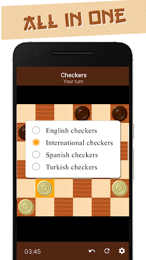 Checkers game cheat screenshots 2