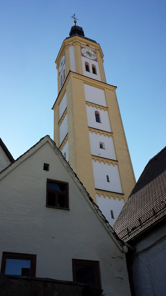 St. Silvester in Mindelheim