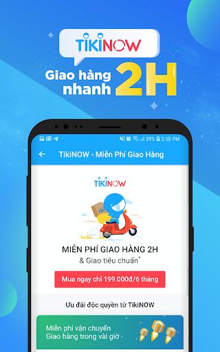 Tiki Shopping & Fast Shipping 4.50.1 screenshots 4