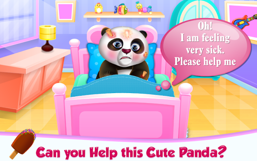 Baby Panda Day Care 1.0.7 screenshots 2