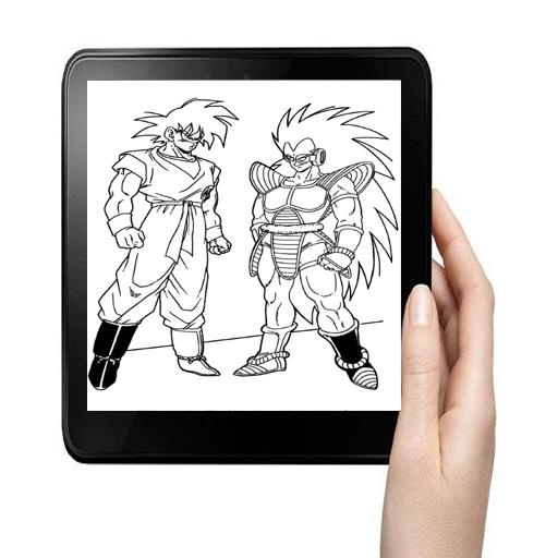 New Drawing Easy Goku And Friends 1.0 screenshots 3
