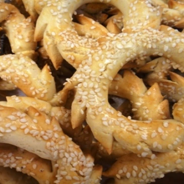 Sephardic Biscochos