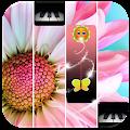Beautiful Flower Piano Tiles
