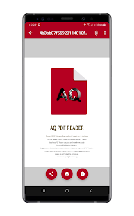 Download AQ PDF Reader - PDF READER AND VIEWER. For PC Windows and Mac apk screenshot 2