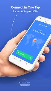 Free VPN Proxy & WiFi security – SaferVPN Premium v4.1.11 Cracked APK 1