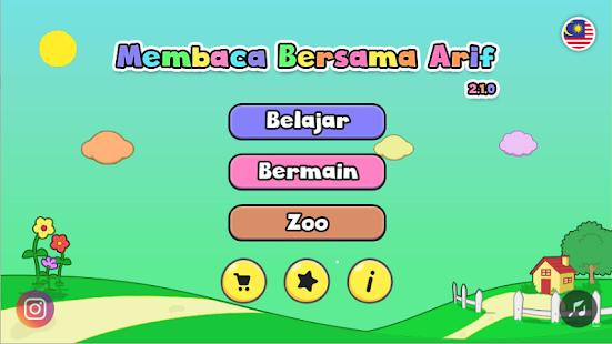 Membaca Bersama Arif (Bahasa Malaysia) - náhled