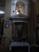 Photo: Obrazy w świątyni pochodzą z XVIII i XIX wieku.