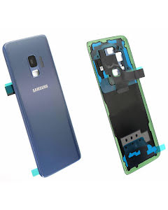 Galaxy S9 Back Cover Blue