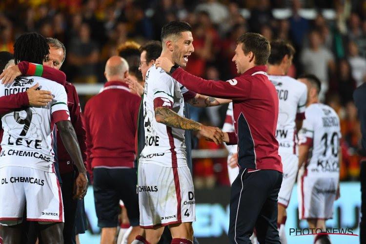 De la Juventus au... Gaverbeek: Luca Marrone a un objectif précis à Zulte