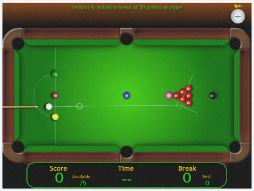 3D Snooker Game