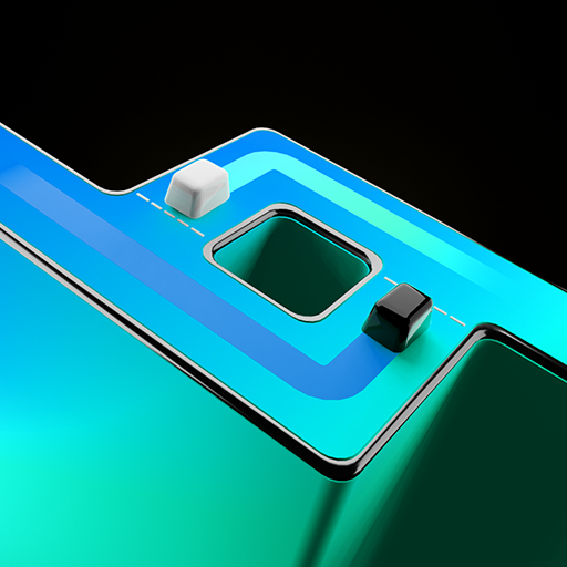 Traffix 3D Icon