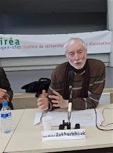 Photo: Jean-Michel Zakhartchouk, professeur honoraire de français, rédacteur aux Cahiers pédagogiques