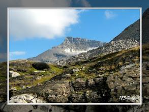 Photo: Pointe de la Réchasse à l'approche du Col de la Vanoise
