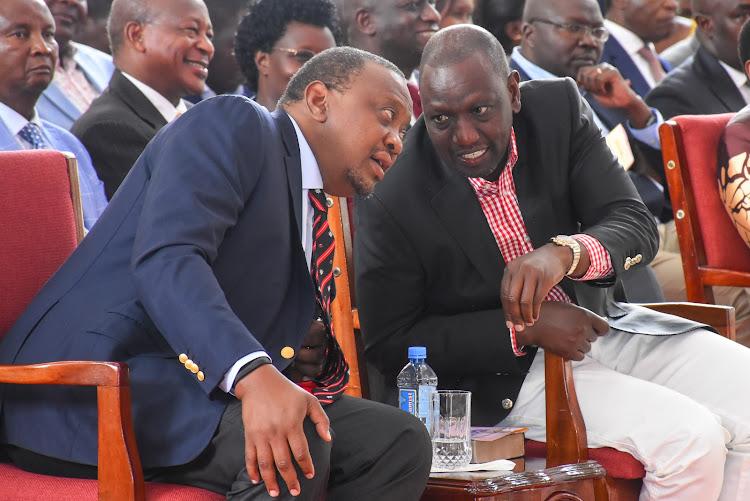 Why Ruto will not quit Uhuru's Jubilee yet