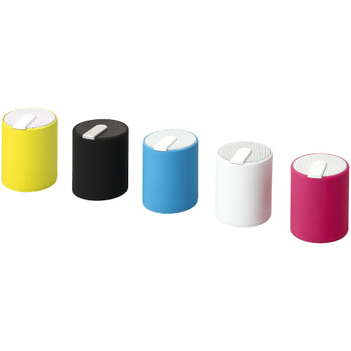 Branded Bluetooth Wireless Speaker - Colours