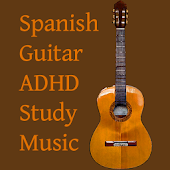ADHD Spanish Guitar StudyMusic