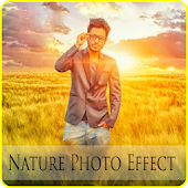 Nature Photo Frame HD - Nature Photo Editor
