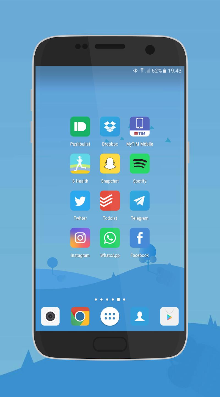 MIUI 8 - Icon Pack Screenshot 2