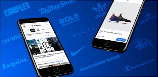 Приложения в Google Play – Men's <b>Clothing</b>, Sneaker News ...