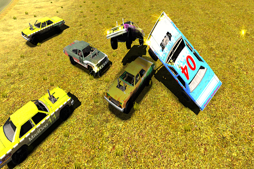 Demolition Derby: Death Match 1.3 screenshots 9