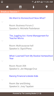 Philippine Homeschool Conference 2017- screenshot thumbnail