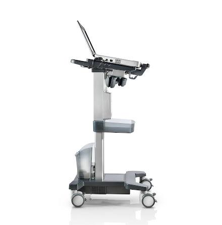 Mindray trolley UMT-500plus för M9