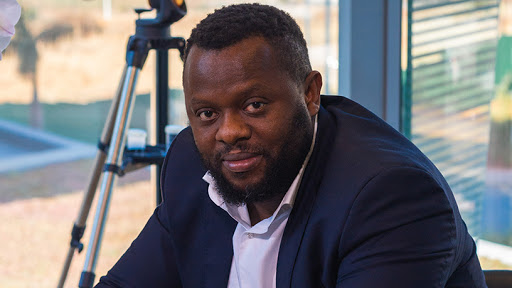 Sanele Gcumisa, secretary general of Black IT Forum.