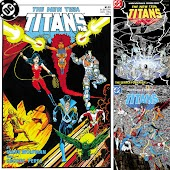 The New Titans (1984 - 1996)
