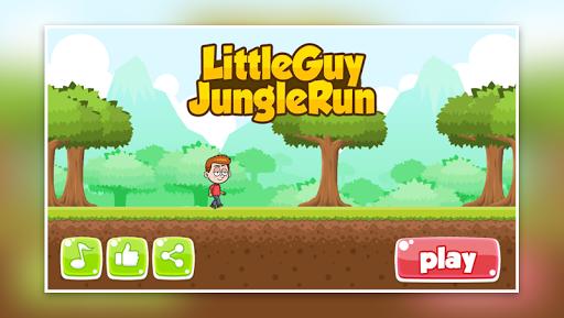 Télécharger Little Boy Run and Jump Adventure game APK MOD (Astuce) screenshots 1