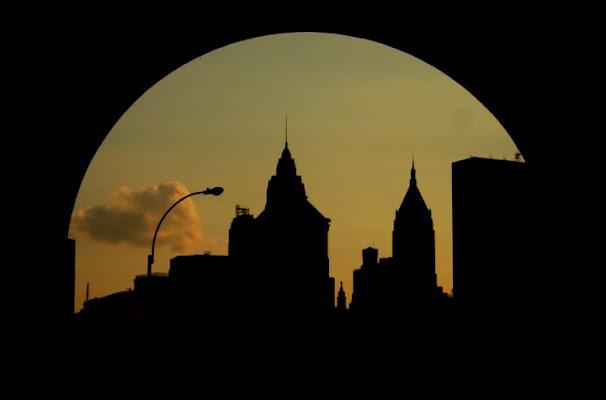 Profilo di New York di Atomic