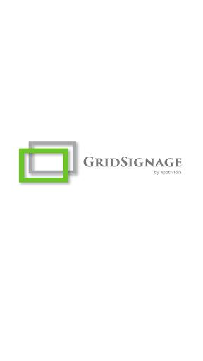 Grid Signage