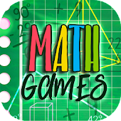 Fun Math Games – Free Maths Puzzles Math Quiz App