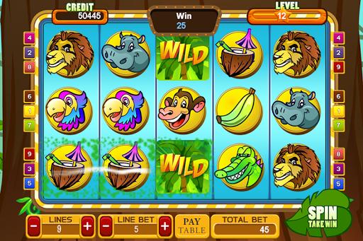 Crazy Monkey Slots