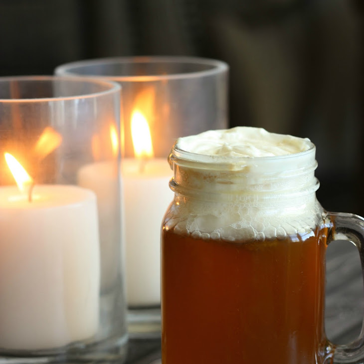 Our Version of Harry Potter'S Butterbeer Recipe