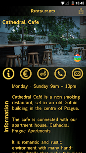 Enjoy! Prague-Restaurants-Bars- screenshot thumbnail
