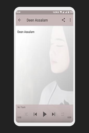 Sholawat Nissa Sabyan Offline Mp3 1.0 screenshots 2