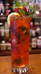 Strawberry-Lemon Mojito
