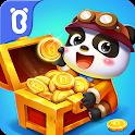 Little Panda's Treasure Adventure icon