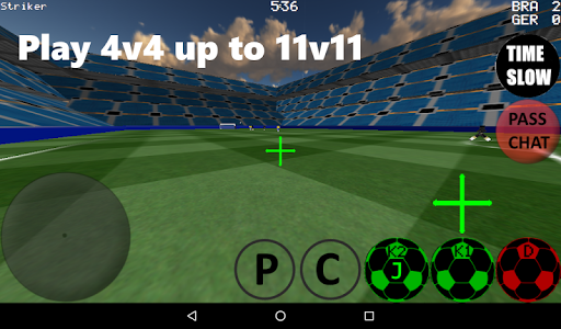 3D Soccer 1.64.9 screenshots 3