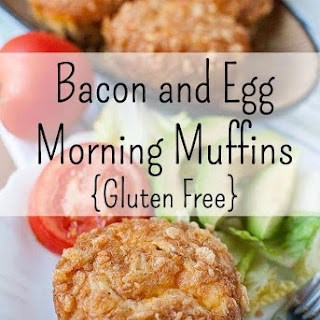 Bacon and Egg Morning Muffins