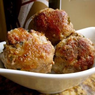 Meatballs, Italian Style