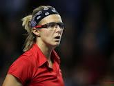 Kirsten Flipkens haalt in Nürnberg finale van het dubbel nadat het niet lukte in het enkelspel