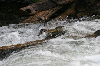 Photo: kristallinkirkasta vettä