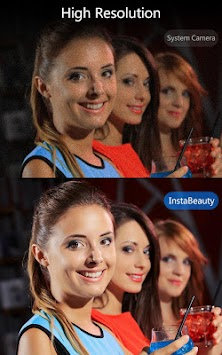 InstaBeauty - Selfie Camera APK screenshot thumbnail 20