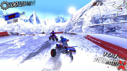 ATV XTrem / Quad  captures d'u00e9cran 2